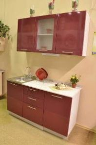 Кухня Гламур 1500